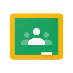 Google Classroom @ Home